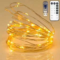 USB Powered Copper Wire lights string 100 LED
